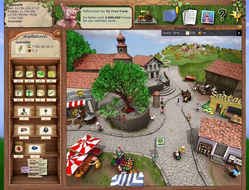 Kostenlose Spiele Farm